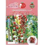 ミニトマトの種 プチポンロッソ 8粒 ( 野菜の種 )