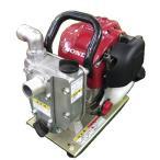 散水作業に ミニ4サイクルエンジンポンプ KN-25