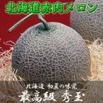 北海道赤肉メロン 2玉入