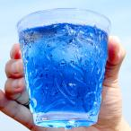青いお茶 バタフライピー ハーブティー