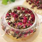 ショッピング薔薇 バラ茶 ロイヤルローズティー 薔薇茶