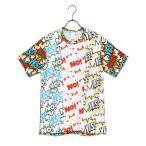コムデギャルソン COMME des GARCONS Tシャツ メンズ 半袖 SHIRTS GRAPHIC PRINT T-SHIRTS W27105 1
