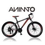 【ANIMATOアニマート】 マウンテンバイク ATTITUDE XCA200 26インチ SHIMANO21段変速