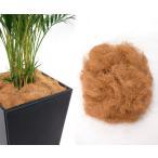 鉢カバー・観葉植物・ヤシの繊維から作られたマルチング(鉢土隠し)材ココファイバー