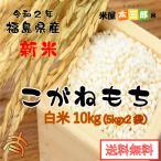 28年度福島県産 太三郎米こがねもち10kg