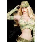 「素体服」1/6 女性 シームレス 素体用  女性用 9月発売 戦術的なスーツ 7点セット