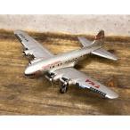 ヴィンテージ  ブリキおもちゃ 航空機 アンティーク 模型 レトロ 飛行機/Aircraft TWA-4