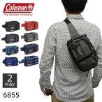 コールマン Coleman ウォーキングポーチ ブラック CBW4011BK