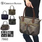 クリスチャンオリビエ CHRISTIAN OLIVIER バッグ トートバッグ レディース A4 ビジネス 通勤 人気 ブランド