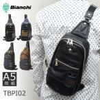 ビアンキ バッグ メンズ ボディバッグ 小型 ブランド ジュニア ワンショルダーバッグ ブランド Bianchi
