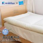 敷布団 敷き布団 2段ベッド用 ロフトベッド用 ホロフィル 洗える布団