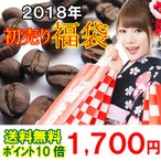 コーヒー豆 お試し 送料無料 ポイント10倍 1700円 限