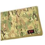 (4F)オレゴニアンキャンパーOCB711・防水グランドシート マルチカモ(Mサイズ/140×100cm)