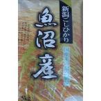 28年産 魚沼コシヒカリ精白米5kg /  新潟県十日町市