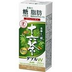 アサヒ 食事と一緒に十六茶(ダブル) 250ml紙x24/4まで同梱可★特定保健用/4まで同梱可