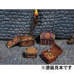 宝箱セット :オーロラモデル 未塗装キット O(1/48)〜1/35スケール Kt-021