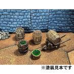 樽セット :オーロラモデル 未塗装キット O(1/48)スケール Kt-022