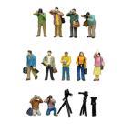 ザ・人間115 撮る人々 :トミーテック 塗装済完成品 N(1/150) 268178