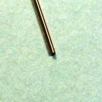 ステンレス 丸線 0.2mm :さかつう 素材 ノンスケール 4601