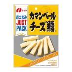 なとり JUSTPACK カマンベール チーズ鱈 21g 10パック おつまみ