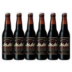 アサヒビール スーパードライ ブラック 小瓶 334ml ビール6本セット