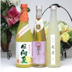 大分県特産品3本セット 天空の月樽熟梅酒...