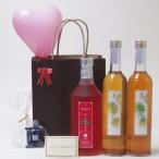ギフトセット 生姜の香り・爽快な味わい!生姜梅酒 500ml+南高梅を漬け熟成した梅酒 500ml 野いちごの恋720ml
