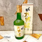 ショッピング大 日本酒 〆張鶴 金ラベル 大吟醸 720ml 専用箱入り クール便推奨