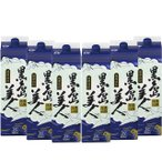 黒島美人 芋焼酎 25度 1800mlパック 1ケース(6本)
