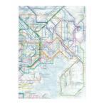 東京カートグラフィック 路線ファイル首都英語 RFSE