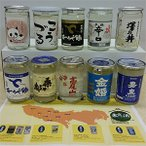 日本酒 飲み比べ 日本酒セット TOKYO 蔵元めぐり ワンカップ 180mlX10
