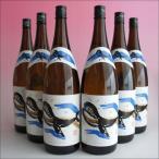 芋焼酎 大海酒造 くじらのボトル 白麹 1800ml 6本 25度 鹿児島県 ケース販売 ギフト対応不可