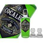 コカレロ Cocalero 700ml 29度 ボムグラス2個付き