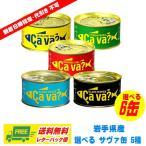 送料無料 岩手県産 サヴァ缶 オリーブオイル漬・レモンバジル・パプリカチリソース 3種 6缶セット(国産さば)