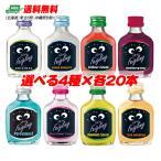 (送料無料)クライナーファイグリング 選べる 4種×各20本 アソート 20ml瓶 Kleiner Feigling