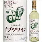 《取寄商品》イヅツワイン 白  720ml瓶 果実酒 井筒ワイン 長野県 やや甘口
