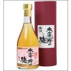 14度 太宰府の梅 500ml瓶 米焼酎ベース梅酒 常楽