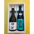 人気日本酒ギフト 獺祭 純米大吟醸45・出羽桜 純米大吟醸 720ml 純米大吟醸飲み比べ 地酒 プレゼント お誕生日 お祝い