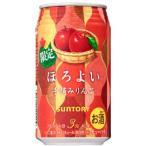 ◇10月10日(発売日)より順次発送◇【限定】サントリーチューハイ ほろよい 赤りんご 350ml×24缶(1ケース)