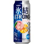 キリン 氷結ストロング ピーチ&マンゴー 500ml×24缶(1ケース) ・・・糖類ゼロ プリン体ゼロ