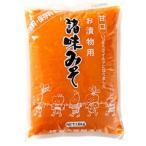 信州 味噌漬けの素 漬物用 諸味みそ 1.8kg 甘口 保存料無添加 喜多屋醸造 長野県 信州みそ