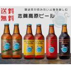 志賀高原ビール クラフトビール 飲み比べセット 地ビール 4種6本 セット 蔵元直送 長野県 玉村本店 お歳暮 御歳暮 ギフトにも