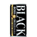 Yahoo! Yahoo!ショッピング(ヤフー ショッピング)サントリー BOSS ボス 無糖ブラック 缶 185ml ★ドライ食品・調味料・飲料・日用品★よりどり10個まで送料1個口★
