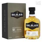 バルブレア 12年 46度 700ml 並行 ハイランド シングルモルトウイスキー