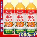 ポンオレンジジュース1000mlペット愛媛のまじめなジュースですえひめ飲料