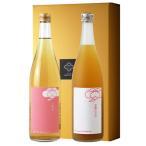鶴梅完熟梅酒セット (ギフト プレゼント 完熟梅 完熟梅にごり)