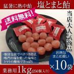 [送料無料]熱中飴 熱中症対策商品 塩とまと飴 1kg 業務用 3袋