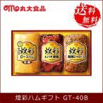 丸大食品 煌彩ハムギフト GT-40B|詰め合わせ (結婚 出産 誕生日)お祝い 内祝い お礼の品 お返し 贈り物に人気