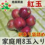 りんご 訳あり 青森県産 紅玉 家庭用 キズあり 8玉入り