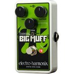 Nano Bass Big Muff Pi(ナノベースビッグマフ) ベース用ファズ(Electro-Harmonix/EHX/エレクトロ・ハーモニクス/エレハモ)